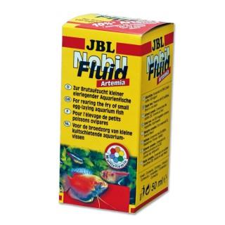 JBL Nobilfluid Artemia 50 ml Cibo Liquido per Allevamento a Base di Artemia e Vitamine