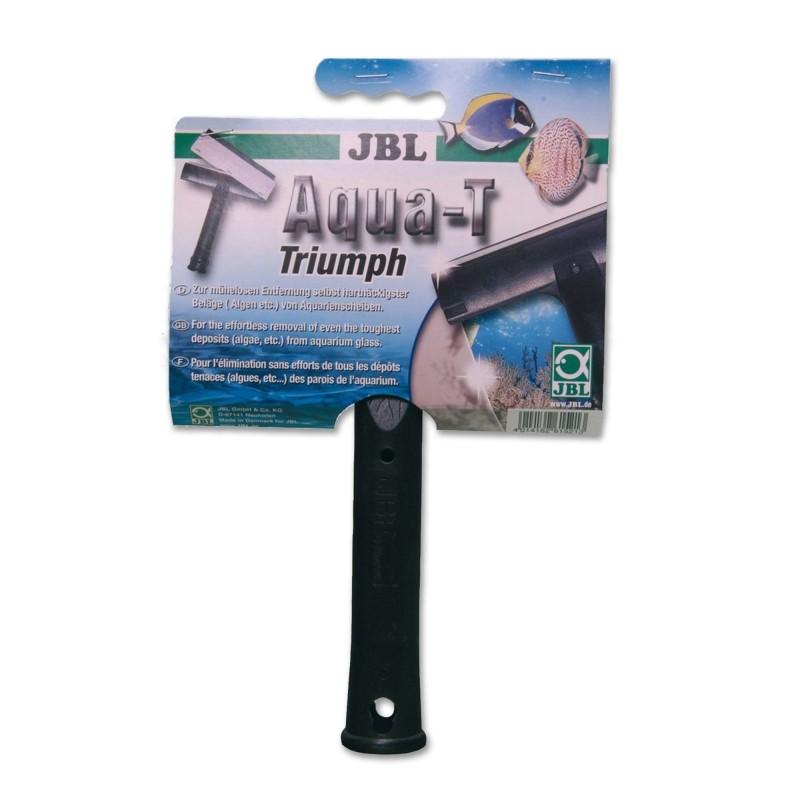 JBL AQUA-T TRIUMPH Raschietto Lama 140mm Raschiavetri con lama in acciaio inossidabile per acquario