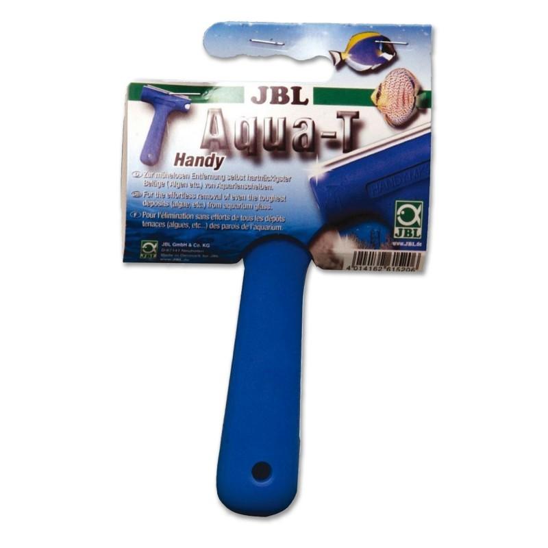 JBL AQUA-T HANDY Raschiavetri 70mm con lama in acciaio inossidabile per acquario
