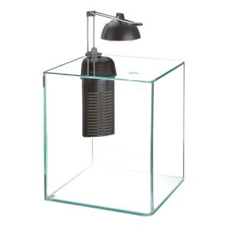 Eheim AquaStyle 24 Nano Aquarium Set - Completo di Illuminazione a Led Filtro + Materiale Filtrante per acquario