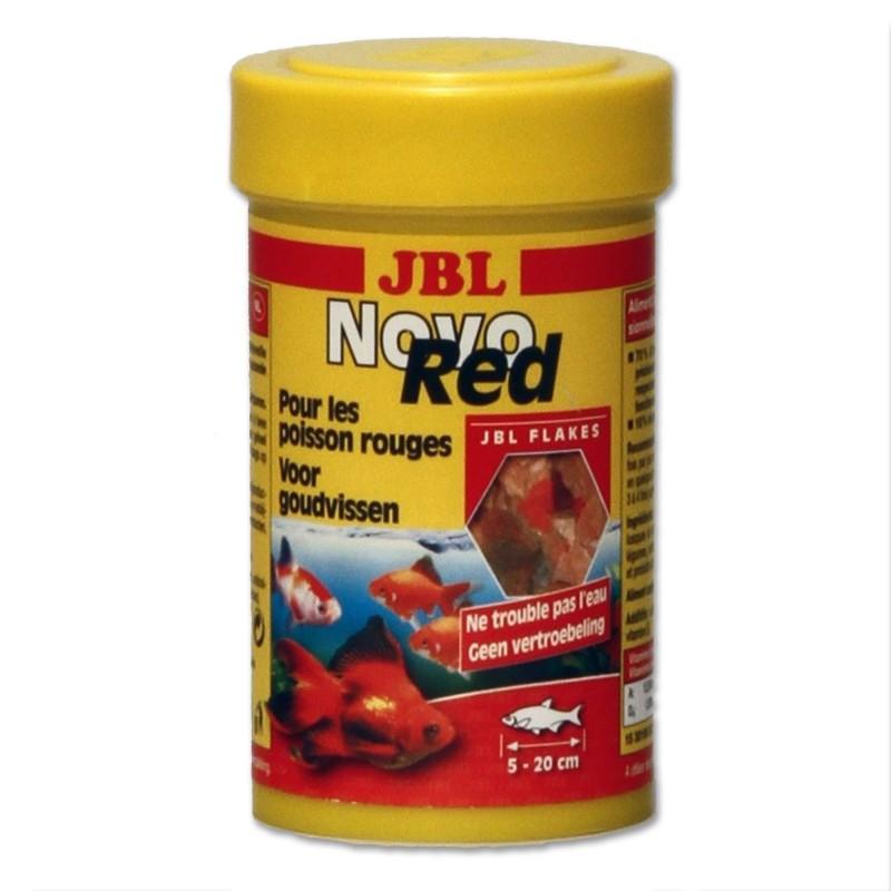 JBL Novo Red 250 ml mangime per pesci rossi d'acquario