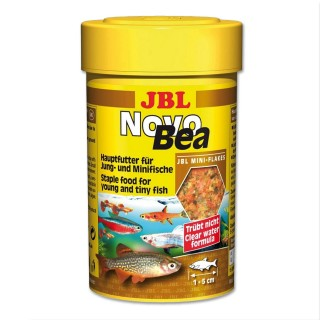 JBL Novo Bea 100 ml mangime per pesci d'acquario