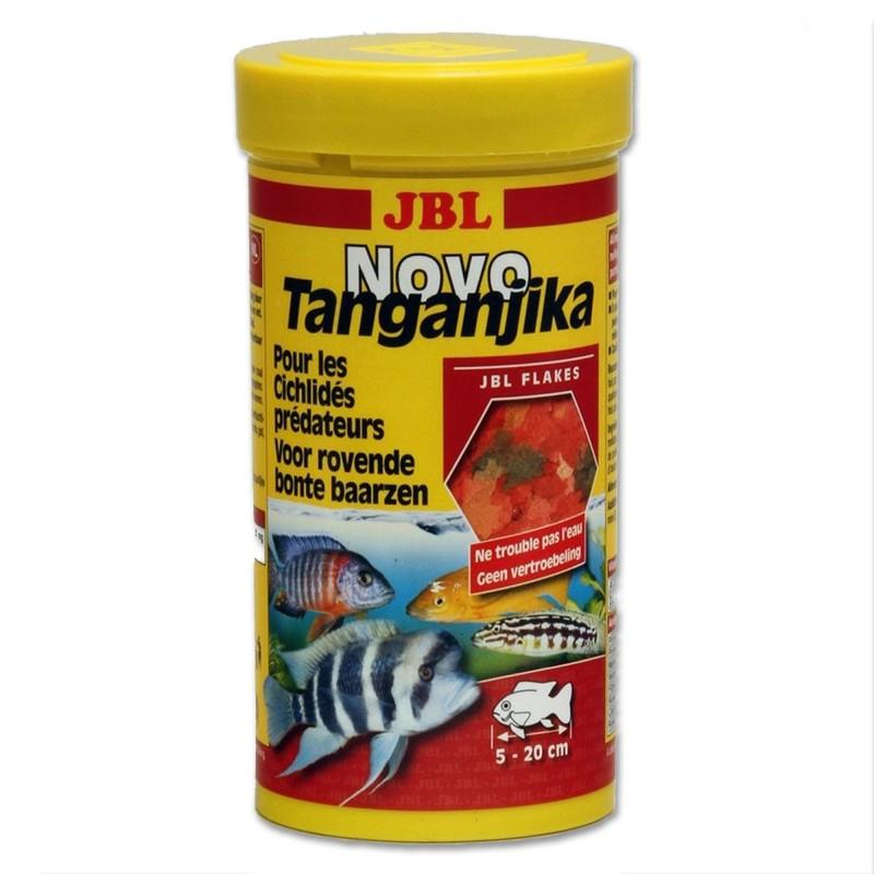 JBL Novo Tanganjika 250 ml mangime per pesci d'acquario
