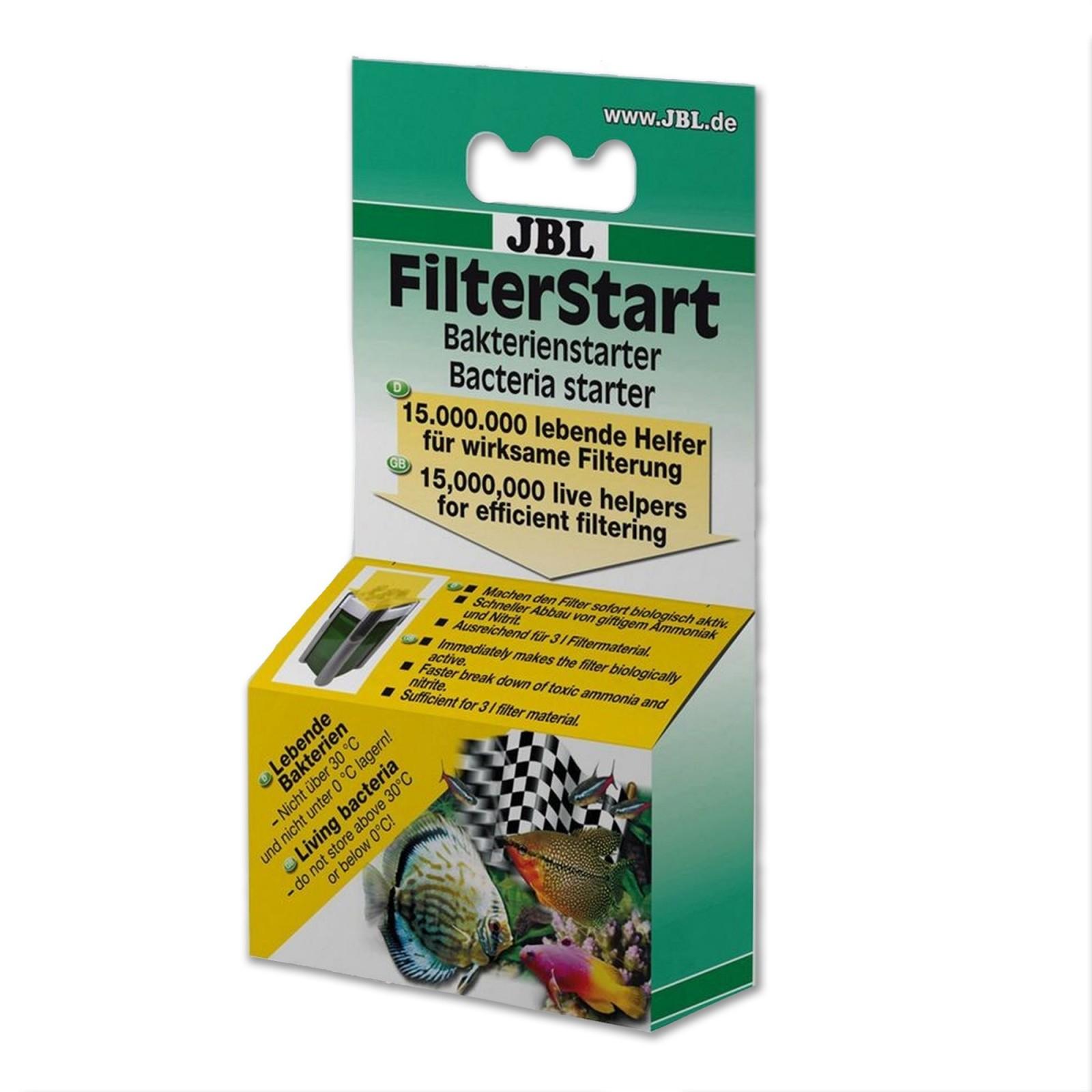 JBL Filter Start 10 ml attivatore di filtri d'acquario