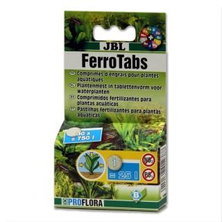 JBL Ferrotabs 30 compresse fertilizzante per acquario