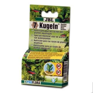 JBL 7 Sfere 70gr Nutrimento per le radici delle piante acquatiche d'acquario