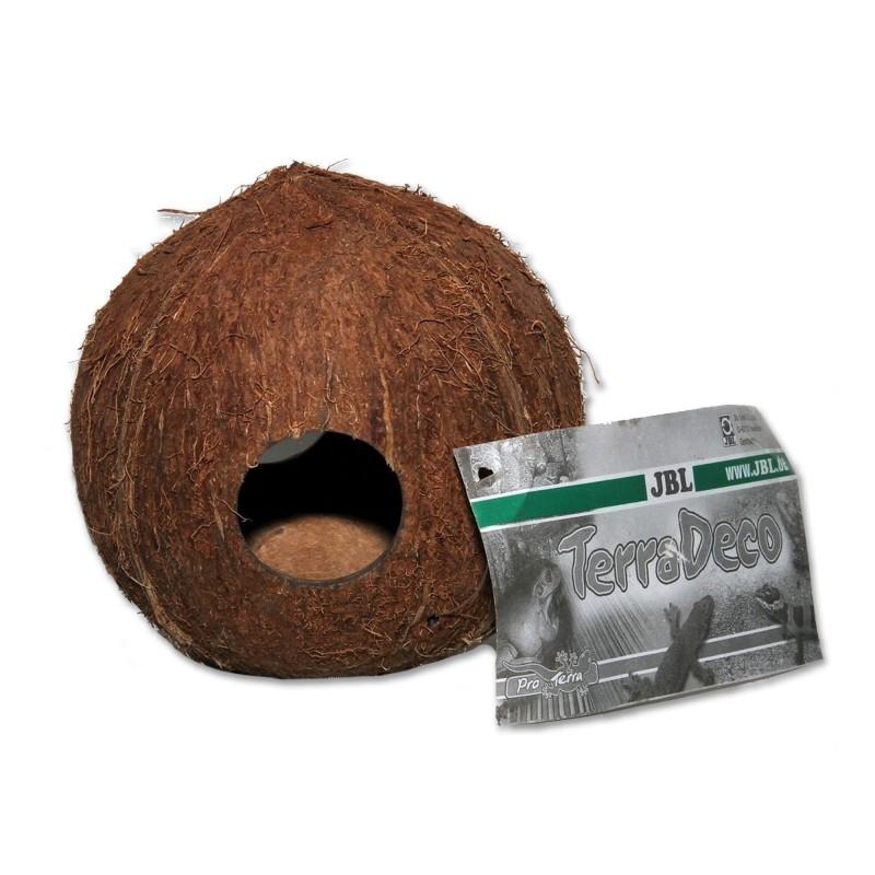 JBL COCOS CAVA 1-1 L Grotte in gusci di noci di cocco per acquario