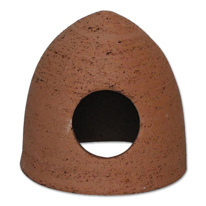 JBL Grotta in ceramica neutra per acquari ad acqua dolce