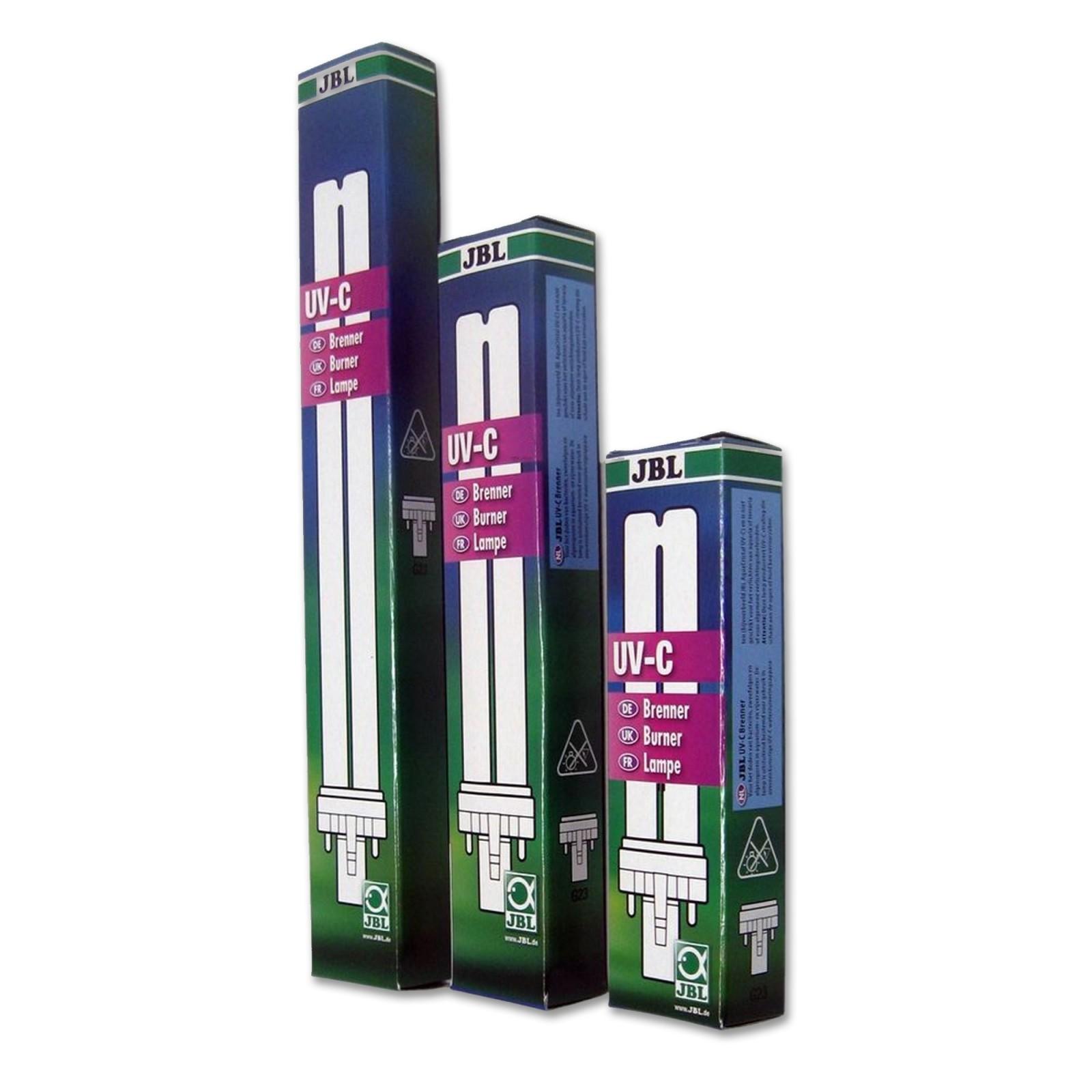 JBL Ricambio Lampada UV-C 11 Watt per Sterilizzatore AquaCristal per acquario