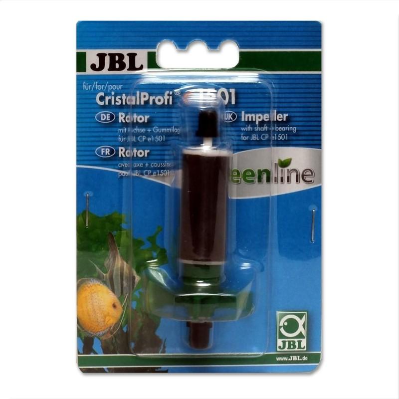 JBL Ricambio Girante Completa di Alberino e Gommini per Filtro CristalProfi e1501
