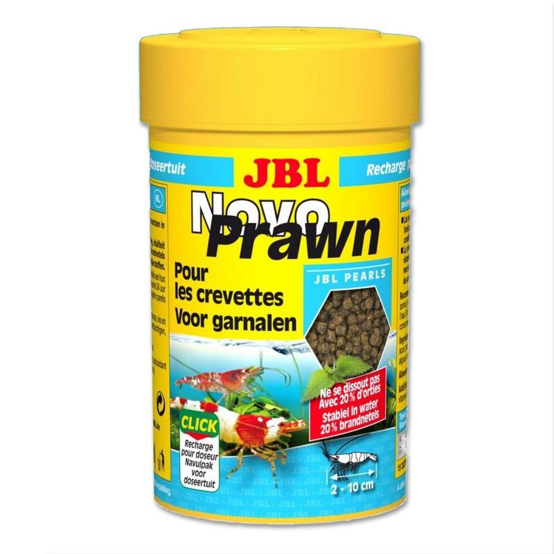 JBL Novo Prawn 100 ml mangime per gamberetti d'acquario
