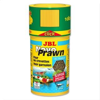 JBL Novo Prawn CLICK 100 ml mangime per gamberetti d'acquario