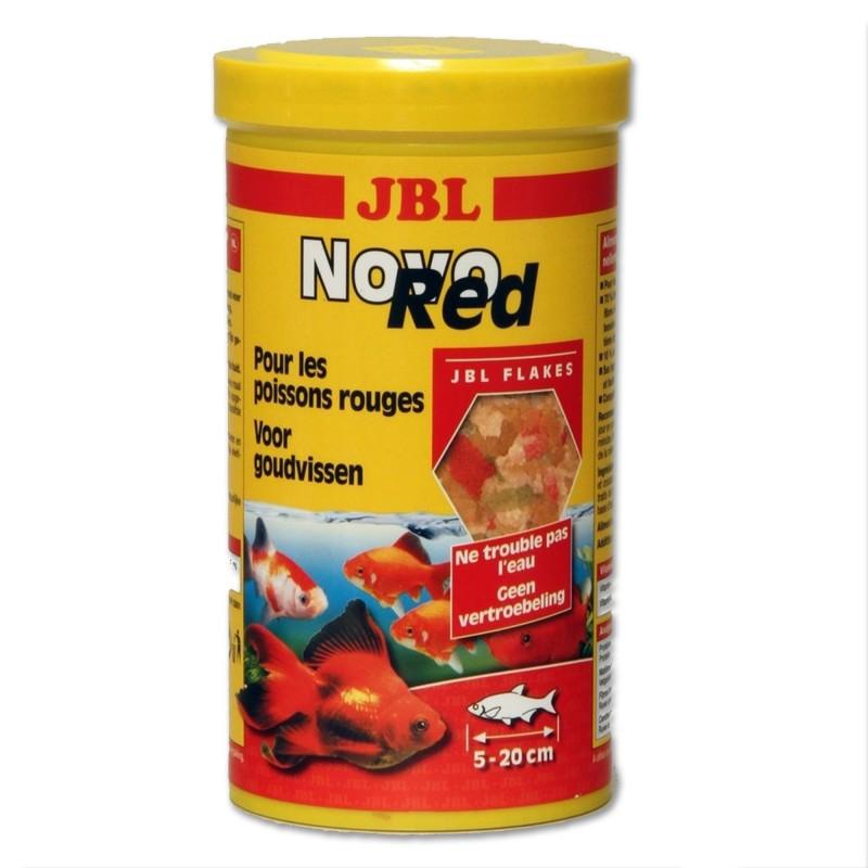 JBL Novo Red 1 lt mangime per pesci rossi d'acquario