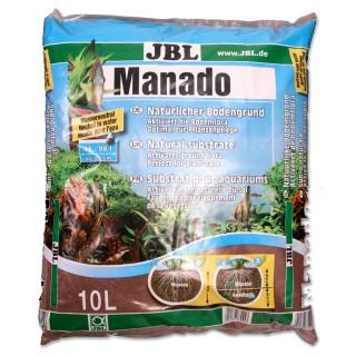 JBL Manado fondo fertile 10 lt per la crescita delle piante in acquario