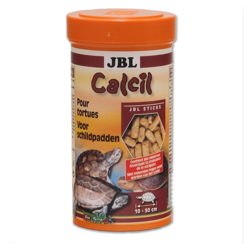 JBL Calcil 250 ml mangime minerale stick per tartarughe