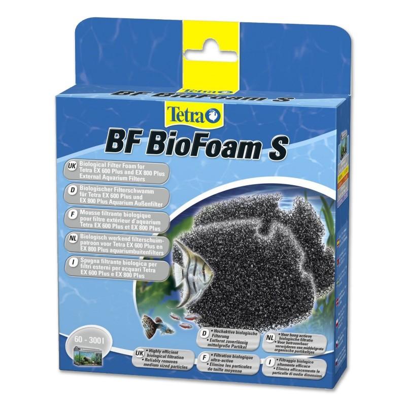 Tetra Spugne filtranti BIOFOAM S BF 400/600/700 per filtri d'acquario EX600 EX700