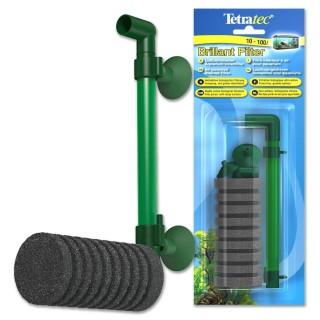 Tetra Brillant Filter Filtro interno ad aria per acquario fino a 100 litri
