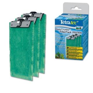 Tetra Cartucce filtranti per filtri EasyCrystal 250 e 300 per filtraggio in acquario