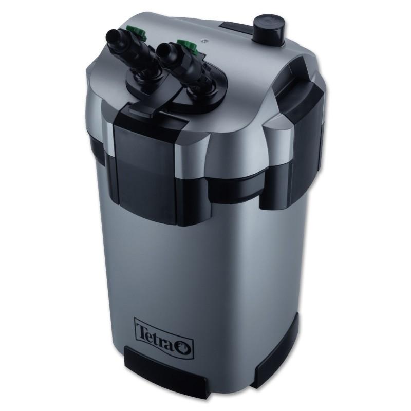 Tetra Filtro esterno EX 1200 PLUS completo di materiali filtranti per acquari da 200 a 500 litri