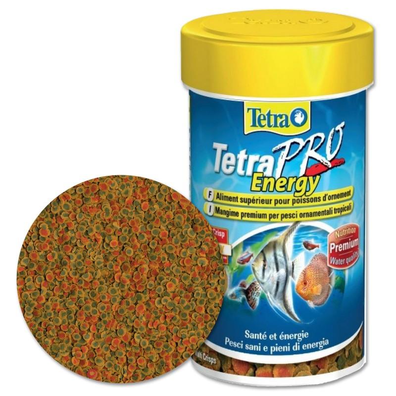 Tetra TetraPro Energy 100 ml Mangime crisp energetico per pesci d'acquario