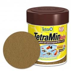 Tetra TetraMin baby 66ml Mangime per avanotti setacciato per una crescita sana