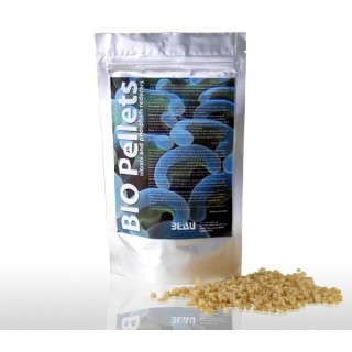 Blau Aquaristic BIOPELLETS 250 ml materiale filtrante elimina nitrati e fosfati
