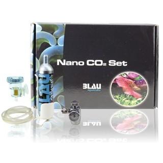 Blau Aquaristic Nano CO2 Set completo per anidride carbonica in acquari fino a 120 litri