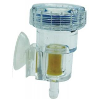 Blau Aquaristic CO2 NANO DIFFUSER 3 in 1 L diffusore con contabolle e valvola di non ritorno per anidride carbonica in acquario