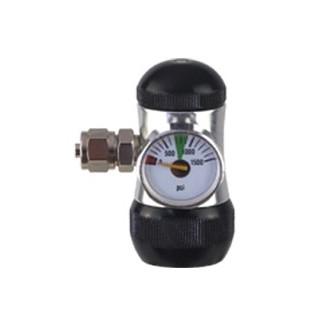 Blau Aquaristic CO2 NANO Riduttore di pressione per anidride carbonica in acquario