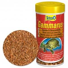 Tetra Gammarus 250 ml Mangime naturale per tartarughe acquatiche ricco di minerali