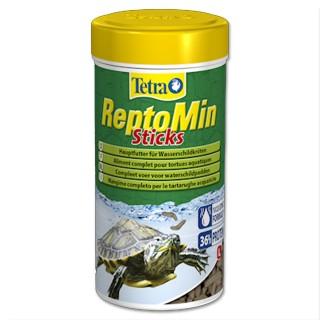 Tetra ReptoMin 250 ml Mangime in stick per tartarughe d'acqua