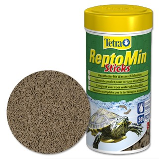 Tetra ReptoMin 250 ml Mangime in stick per tartarughe d'acqua