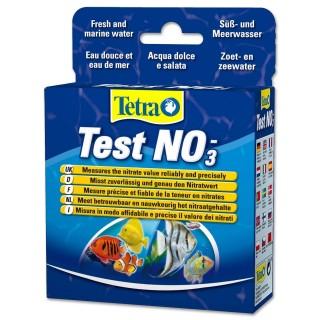 Tetra Test NO3 per misurare i Nitrati in acquario dolce e marino