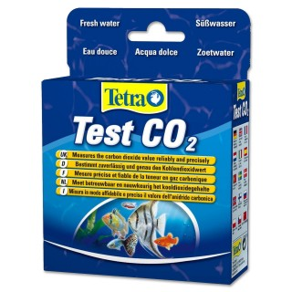 Tetra Test CO2 per misurare l'anidride carbonica in acquario fondamentale per le piante