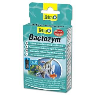 Tetra Bactozym Accellera l'attività biologica in acquario semplifica ciclo dell'azoto
