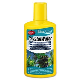 Tetra CrystalWater 250 ml Per un'acqua dell'acquario limpida elimina particelle in sospensione