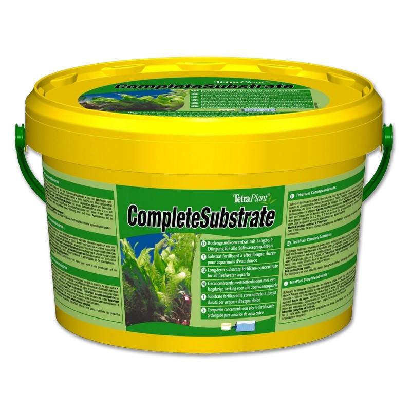 Tetra CompleteSubstrate 2.5 KG Substrato ricco di nutrienti per fertilizzazione a lungo termine in acquario