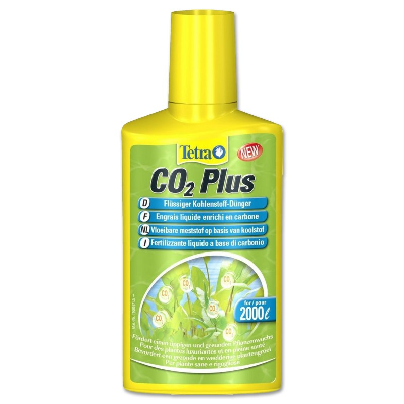 Tetra CO2 Plus 250 ml anidride carbonica liquida fertilizzante d'acquario