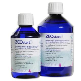 Korallen Zucht Zeostart 3 velocizza la maturazione di un nuovo acquario riducendo nitriti e fosfati