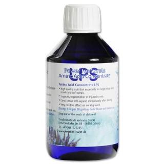 Korallen Zucht Amino Acid Concentrate LPS nutrimento per coralli molli e LPS in acquario 100ml
