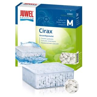 Juwel Cirax M Per filtro Bioflow 3.0 Compact materiale filtrante cannolicchi cilindretti in ceramica per acquario