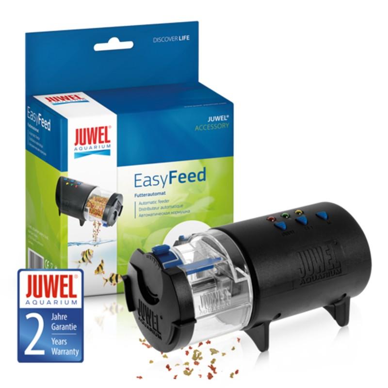 Juwel Mangiatoia automatica EasyFeed due cicli alimentazione al giorno