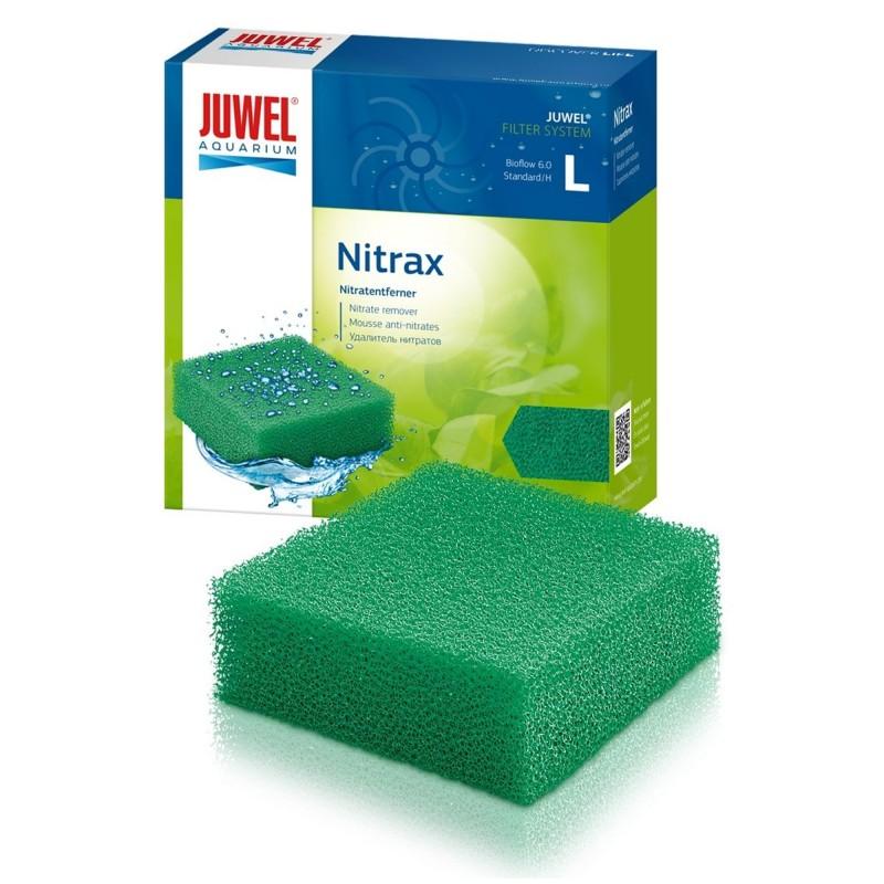 Juwel Nitrax L Per filtro Bioflow 6.0 Standard Materiale biologico per degradazione nitrati spugna antinitrati per acquario