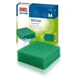Juwel Nitrax M Per filtro Bioflow 3.0 Compact Materiale biologico per degradazione nitrati spugna antinitrati per acquario