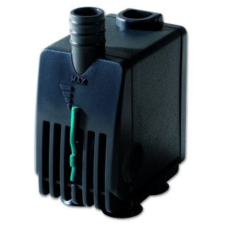 Newa Mini Jet MN 404 Pompa Regolabile 70-420 lt/h sommergibile per filtri e acquari