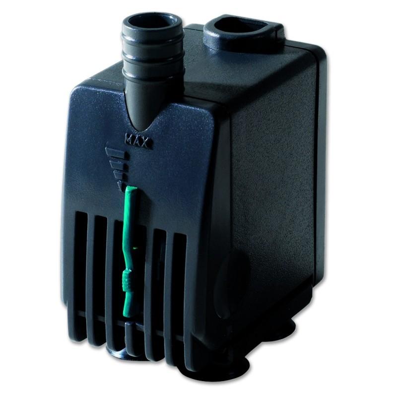 Newa Mini MN 404 Pompa Regolabile 70-420 lt/h sommergibile per filtri e acquari