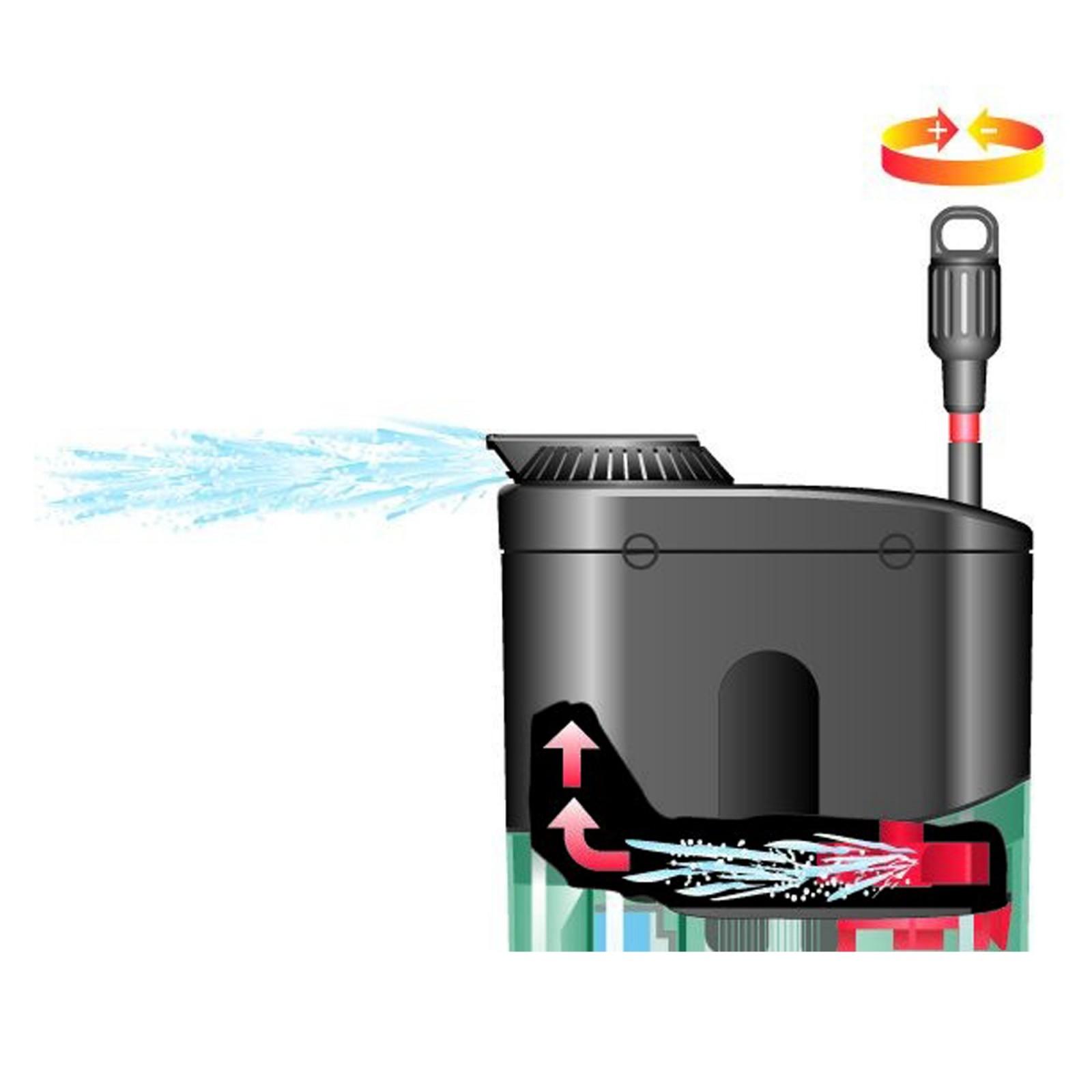 Newa duetto dj50 filtro interno per acquari e for Tartarughiere e accessori