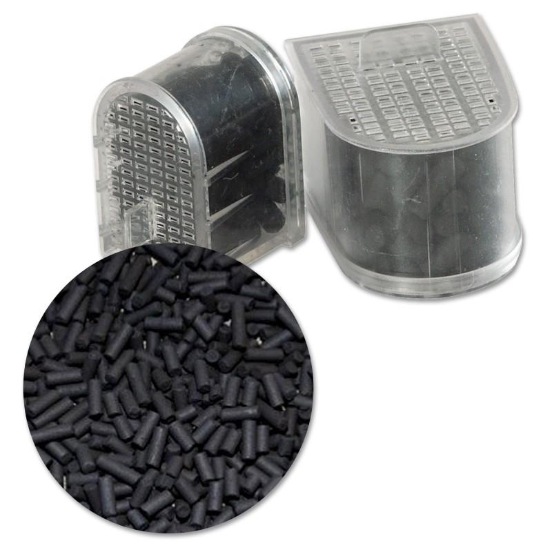 Newa Aqua Diamante Ricambio Cartucce Carbone Filtri Duetto 50/100/150 e Cobra 130/175 2 pc