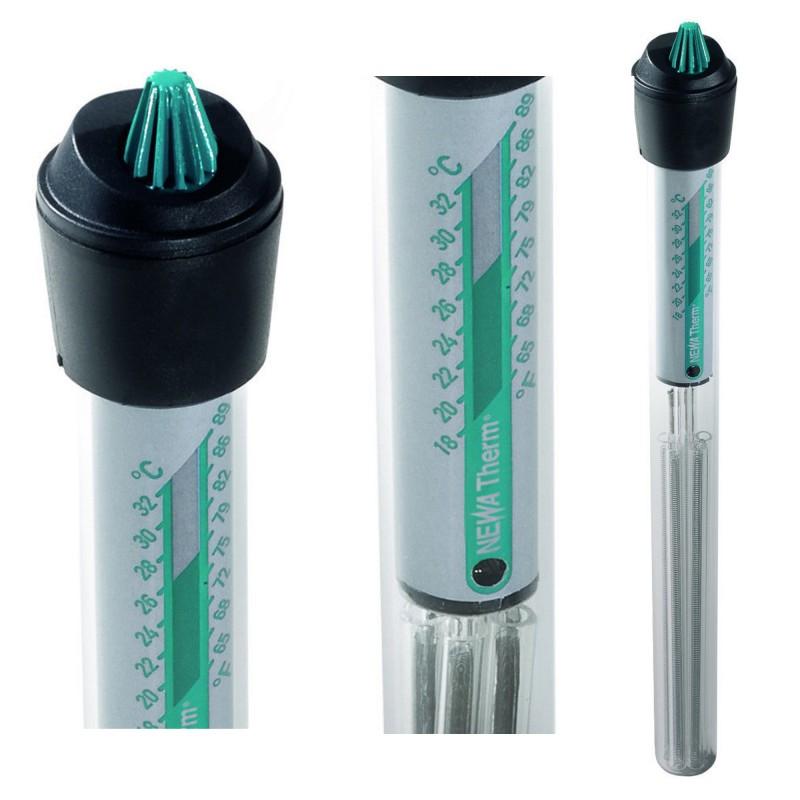Newa Therm VTX 100w Termoriscaldatore per acquari fino a 100 Litri