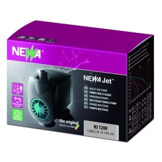 Newa Jet NJ 1200 Pompa Regolabile per acquari 400-1200 lt/h prevalenza 145 cm
